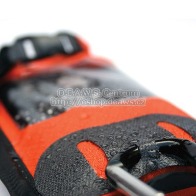 STORMPROOF PHONE CASE ORANGE 034, Aquapac