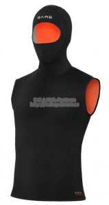 5/3mm ULTRAWARMTH HOODED VEST MAN, Bare