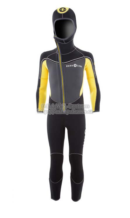 JUMPSUIT BOOMERANG 5MM, Aqualung