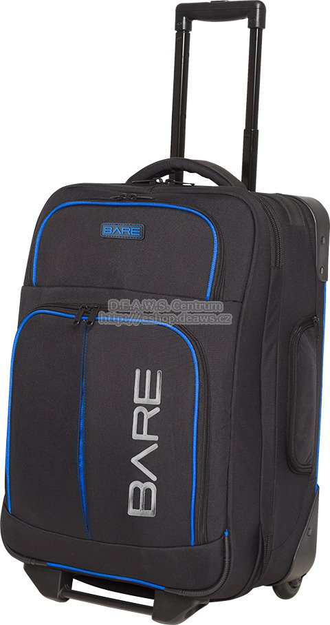 CARRY-ON WHEELED LUGGAGE, Bare
