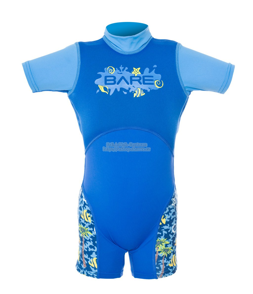 DOLPHIN FLOATY SUIT, Bare