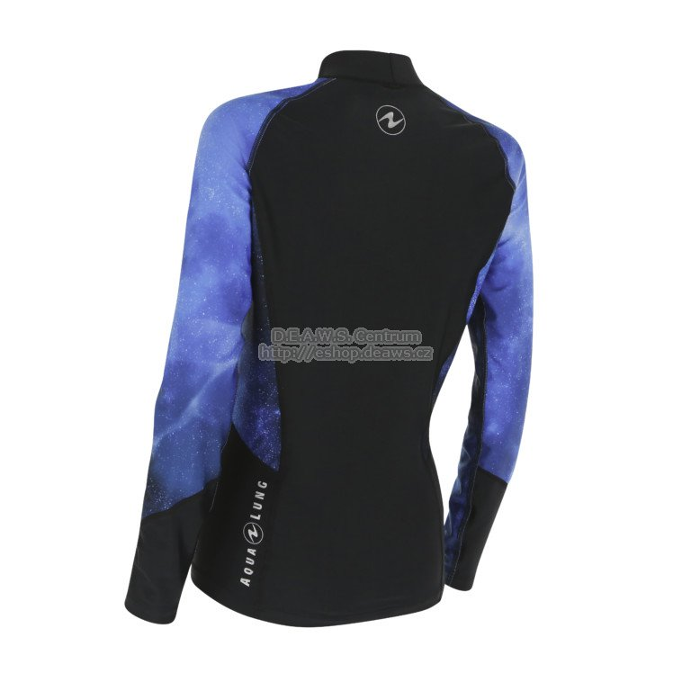 GALACTIC PURPLE LADY LONG SLEEVE, Aqualung