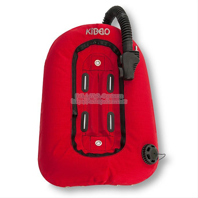 KIDDO KOMPLET RED, Dtd