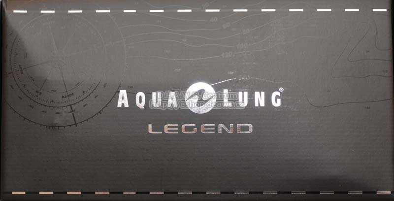 LEGEND SUPREME ACD, Aqualung