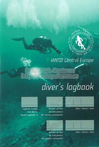 LOGBOOK, IANTD Central Europe