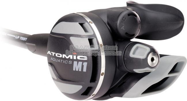 M1 DIN, GRAY, Atomic Aquatics