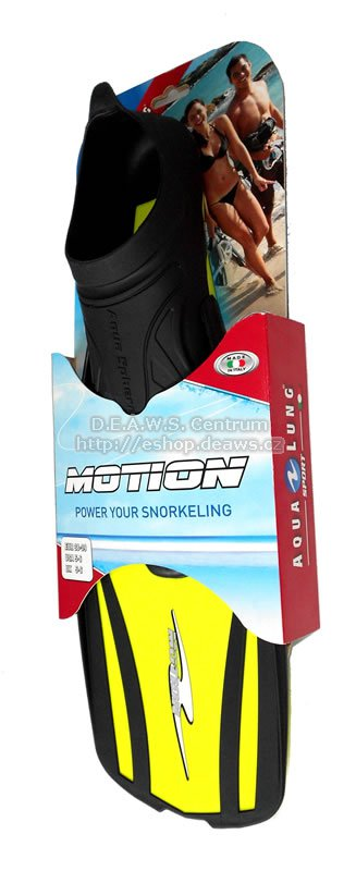 MOTION, Aqualung Sport