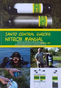 NITROX DIVER, IANTD Central Europe