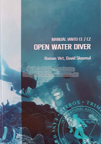 OPEN WATER DIVER, IANTD Central Europe