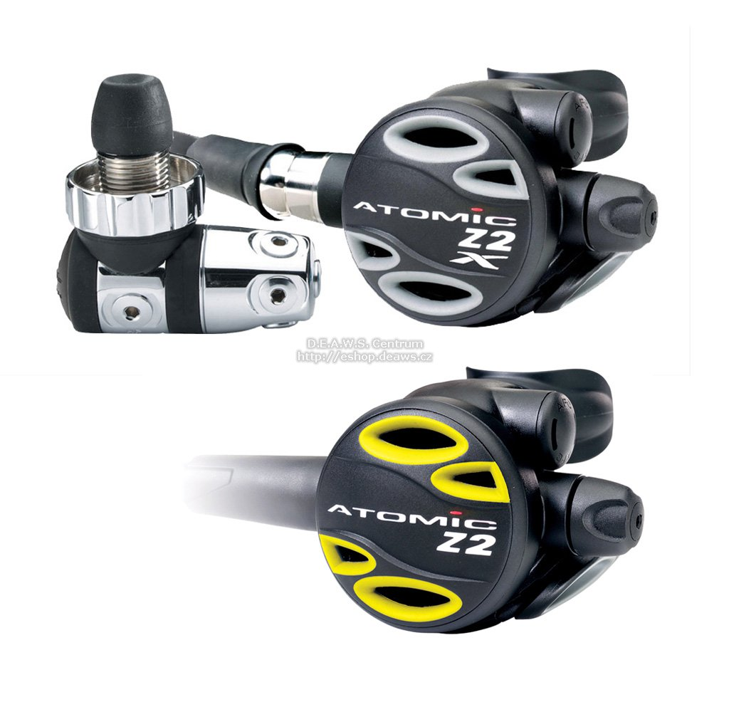 set Z2x DIN + Z2 OCTOPUS, Atomic Aquatics
