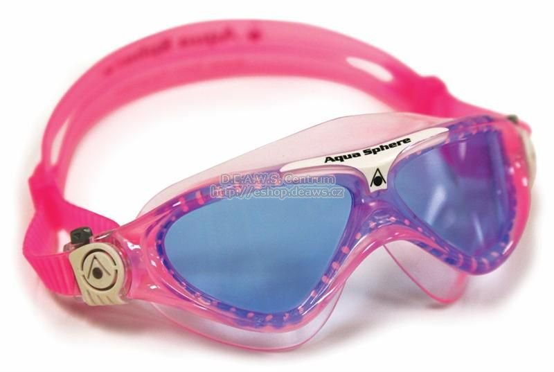 "VISTA JUNIOR ""BLUE LENS"", Aqua Sphere"